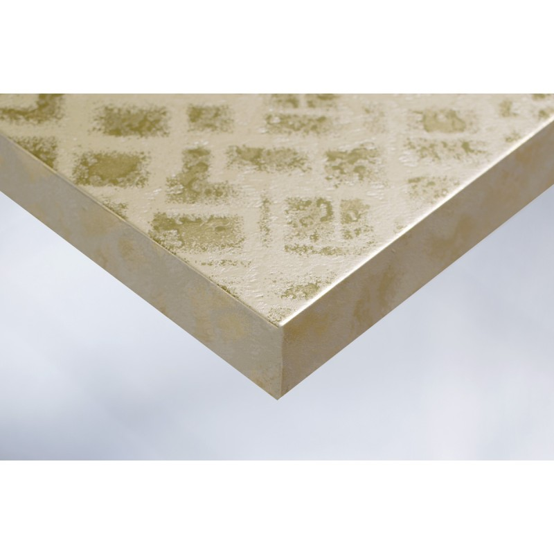 Интерьерная плёнка Cover S2 металлик лепестки (золотой) купить