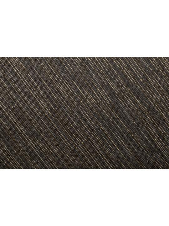 Интерьерная плёнка T11 чёрно-золотая ткань