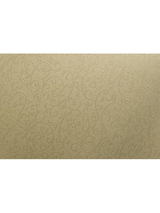 Интерьерная плёнка Cover T5 металлик (золото арабеска)