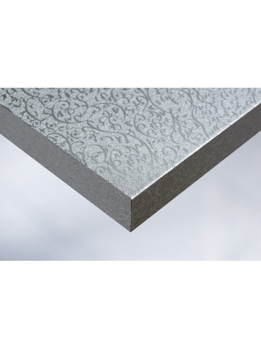 Интерьерная плёнка Cover T6 металлик (арабеска ледник)