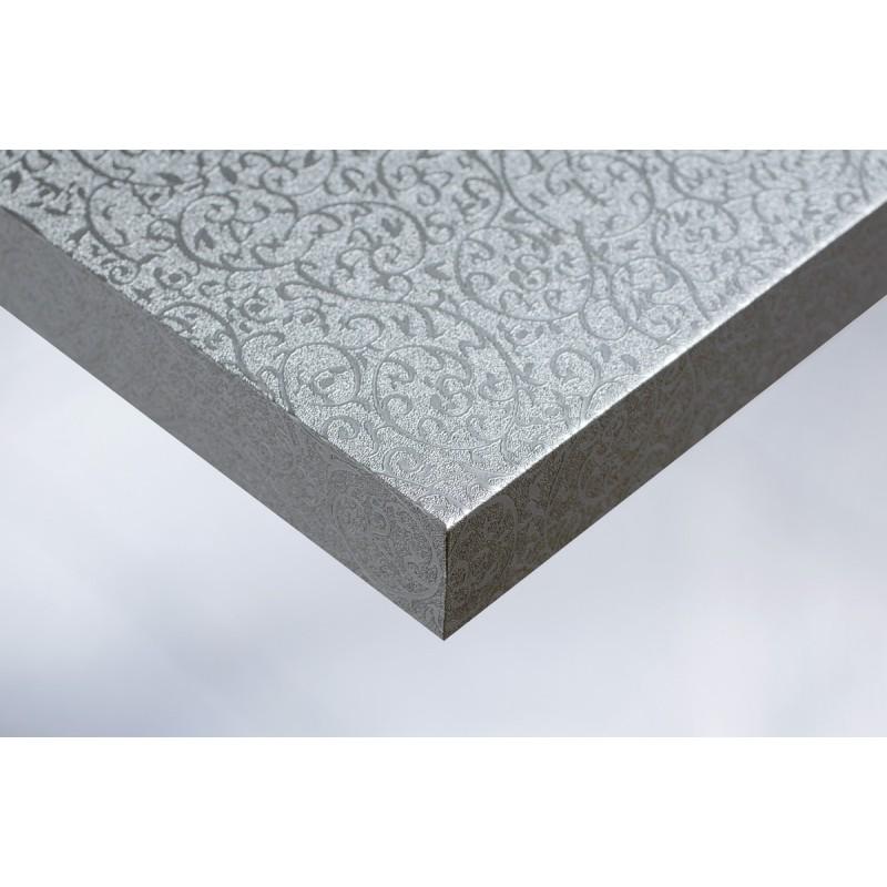 Интерьерная плёнка Cover T6 металлик (арабеска ледник) купить