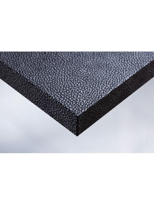 Интерьерная плёнка V1 (серебро, чёрный)