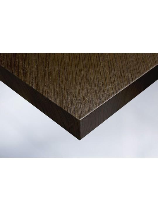 Интерьерная плёнка Cover Y4 старая тёмная древесина