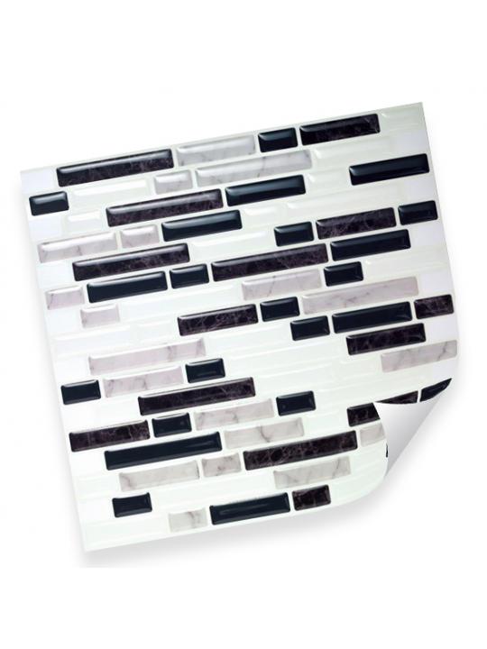 Интерьерная плёнка CST04 random black & white