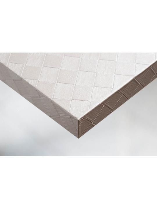 Интерьерная плёнка X10  (белая квадрат)