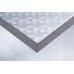 Интерьерная плёнка Cover R4 металлик клетка (серебро) купить