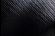 Интерьерная плёнка Cover S1 металлик полоски (чёрный)