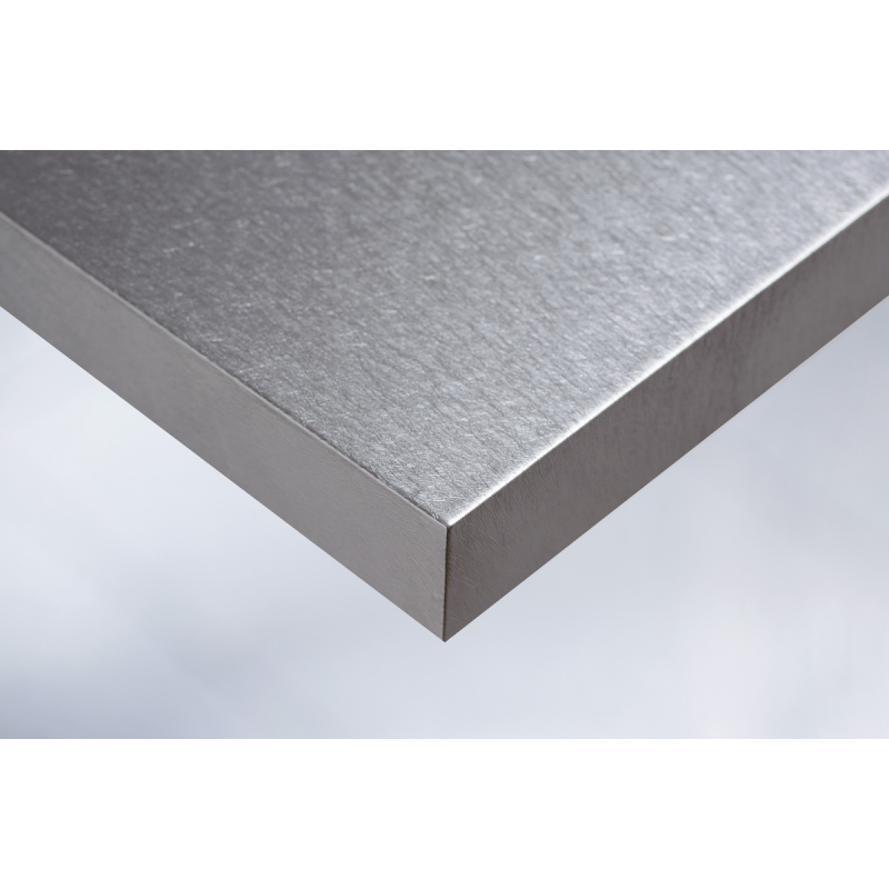 Интерьерная плёнка Cover S5 серебристый сплав купить