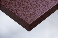 Интерьерная плёнка Cover T4 металлик (бордо)
