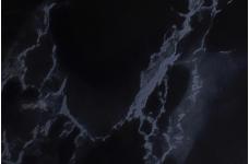 Интерьерная плёнка U4 чёрный мрамор
