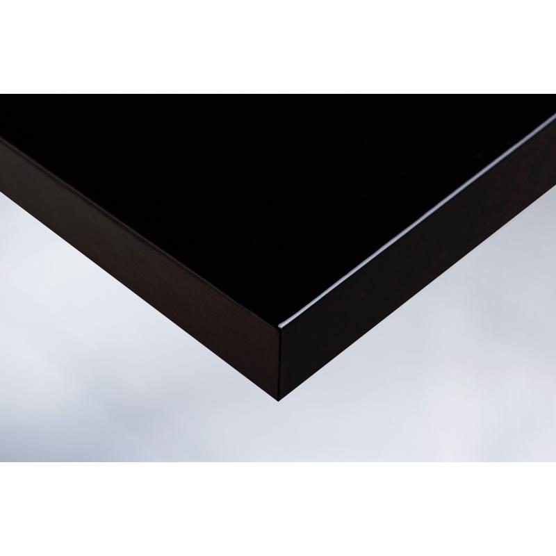 Интерьерная плёнка J5 Лакированная черная купить