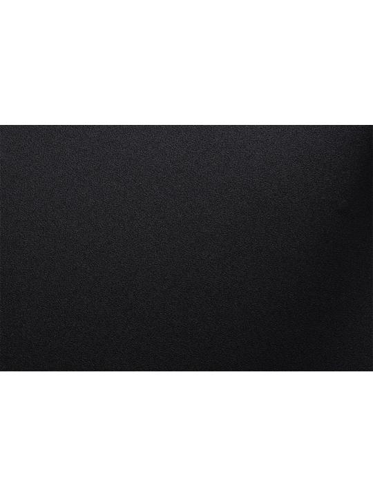Интерьерная плёнка K1 Черно-матовый зернистый бархат