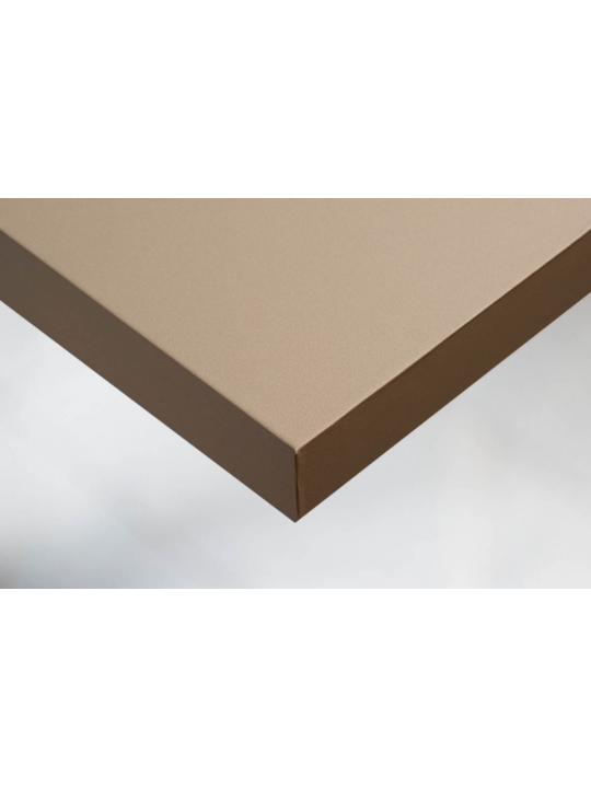 Интерьерная плёнка K4 Сплошной светло- коричневый