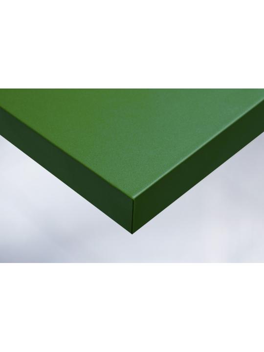 Интерьерная плёнка N1 Темно-зеленый зернистый бархат