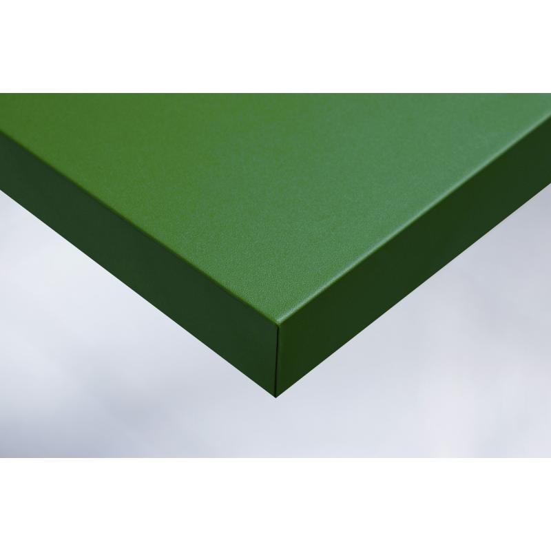 Интерьерная плёнка N1 Темно-зеленый зернистый бархат купить