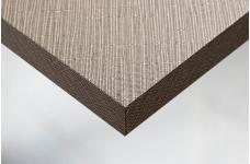 Интерьерная плёнка T10 серо-золотая ткань